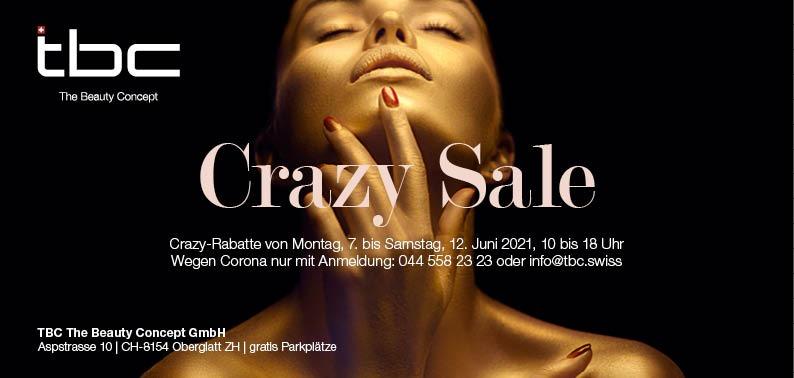 Crazy Sale vom 7.6 - 12.6.2021