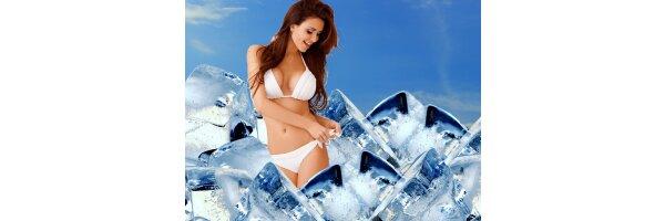 Cryolipolyse-Fettweg durch Kälte