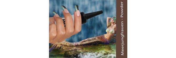 Meerjungfrauen Effekt Pulver