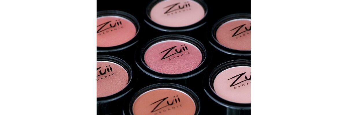 Das Rouge von ZUII: Perfekt ohne Chemie  Wie...