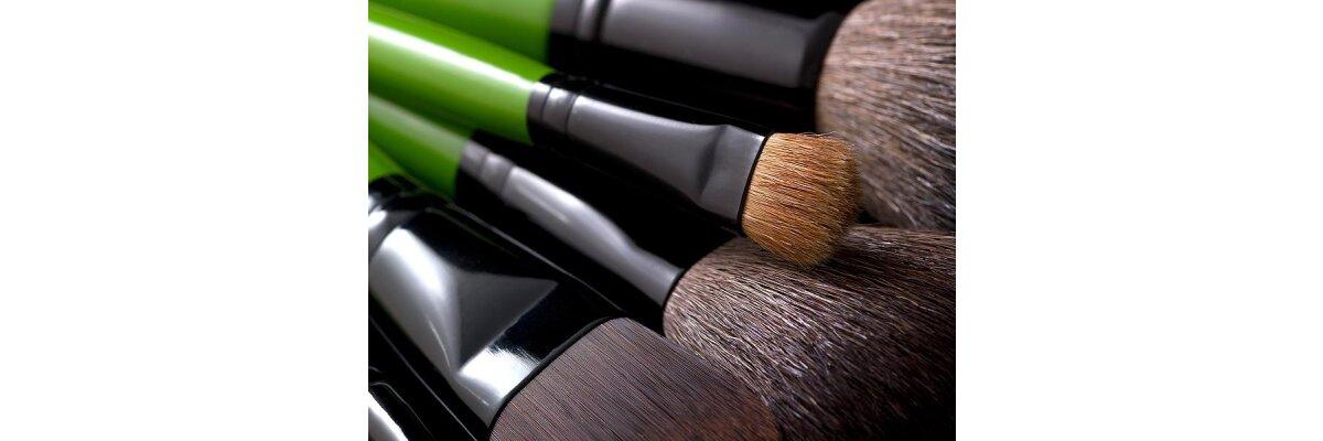 Das ZUII Make-up Pinsel Sortiment Über...