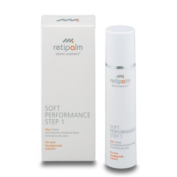 Soft Performance Day Cream 50ml (normal/trocken) Step 1