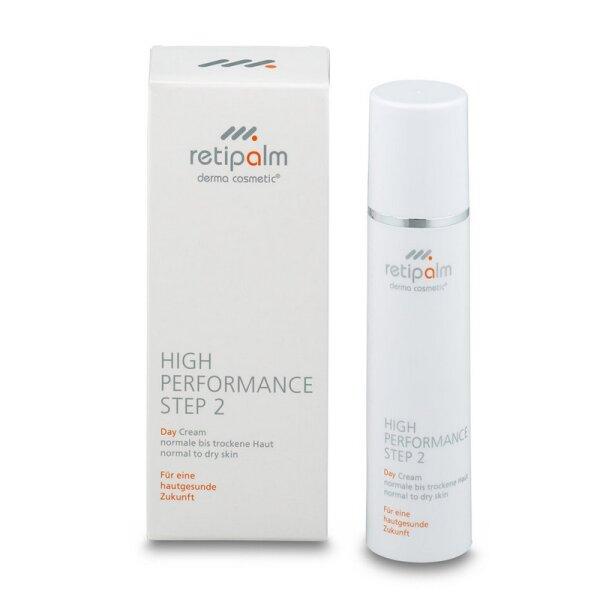 High Performance Day Cream 50ml (normal/trocken) Step 2