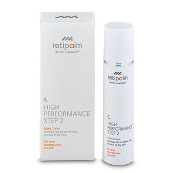 High Performance Night Cream 50ml (normal/trocken) Step 2