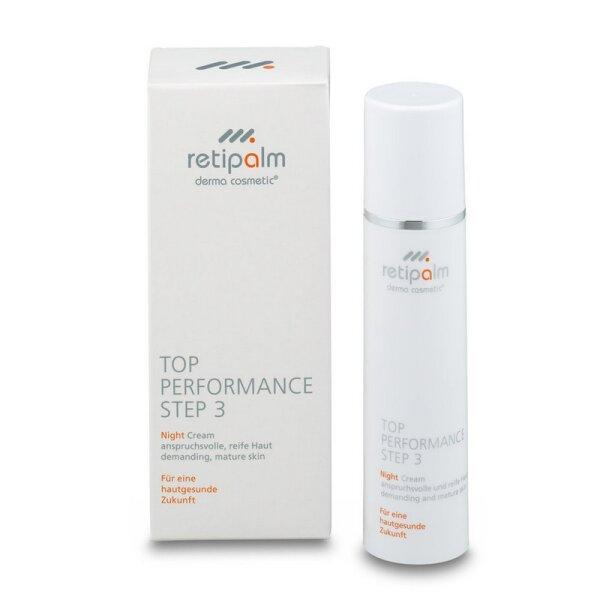 Top Performance Night Cream 50ml (normal/trocken) Step 3