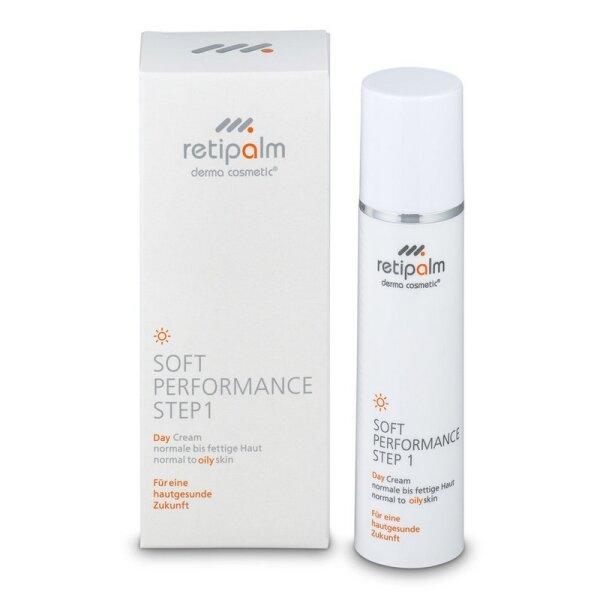 Soft Performance Day Cream 50ml (oily skin) Step 1