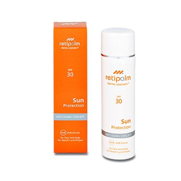 Sun Protection Face & Body Cream SPF 30, 200ml