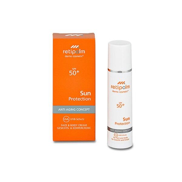Sun Protection Face & Body Cream SPF 50+, 50ml