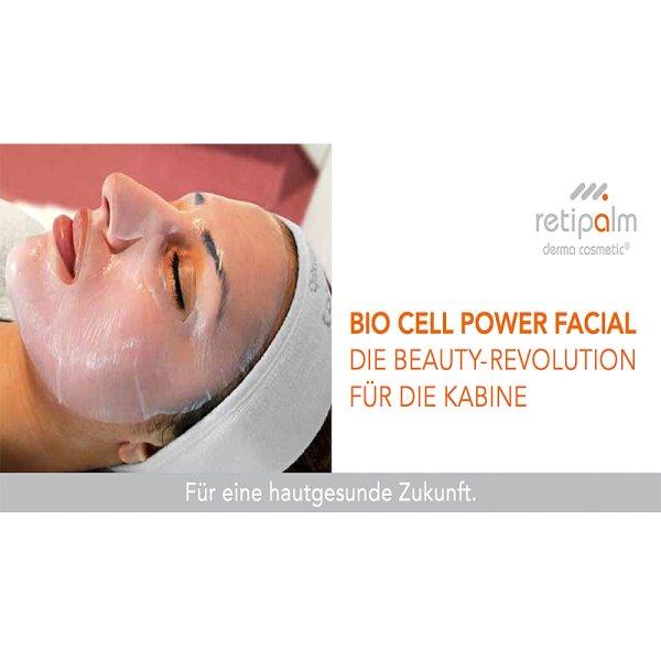 Bio Cell Face Mask 1Box = 5 Stk. (Kabine)