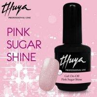 "Gel-On-Off  ""Pink Sugar Shine"" Glitter"