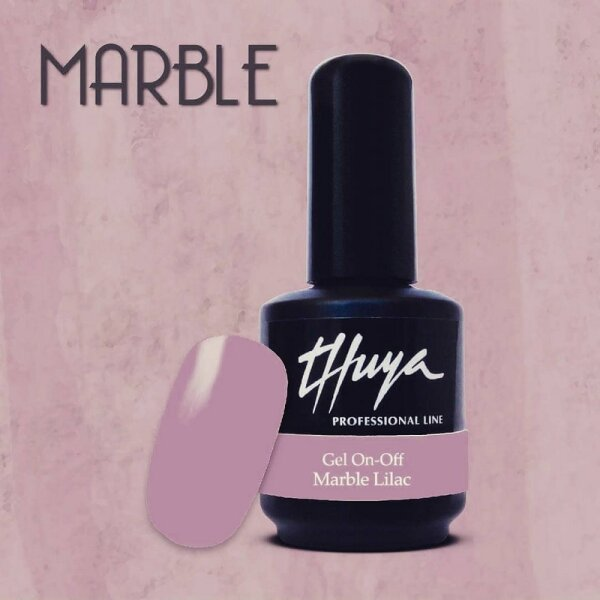 """Gel-On-Off  """"Marble Lilac"""""""