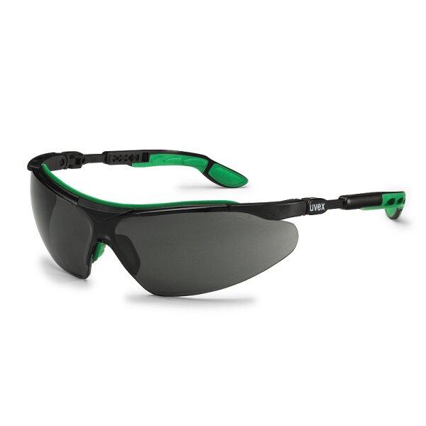 IPL-Brille mit Fassung34  (dunkle Glässer Shade 5)