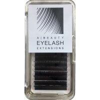 Elegance-Lashes, volume / C / 12mm